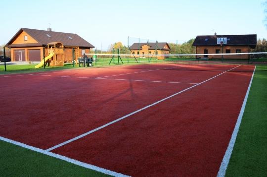 Lauko teniso kortas